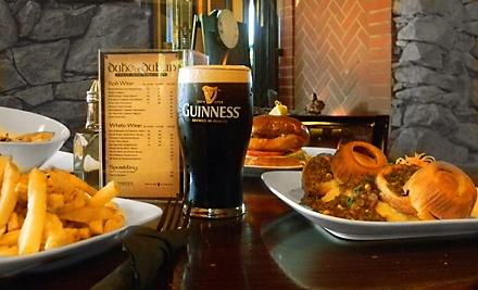 Duke of Dublin Olde Irish Pub at 33720 S Fraser Way in Abbotsford - Duke of Dublin Olde Irish Pub and Duke of Dublin Too Restaurant in Abbotsford