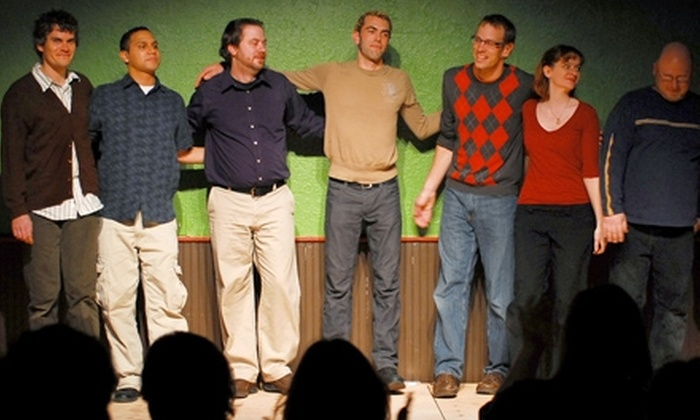 Brody Theater - Old Town - Chinatown: $10 for Two Adult Tickets or Three Student Tickets for a Friday-Night Improv Show at Brody Theater (Up to $21 Value)