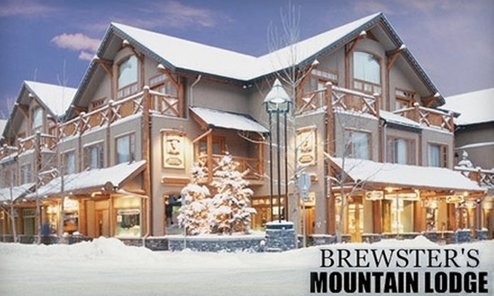 Brewster's Mountain Lodge - Banff: $85 for One Night in a Standard Room at Brewster's Mountain Lodge in Banff
