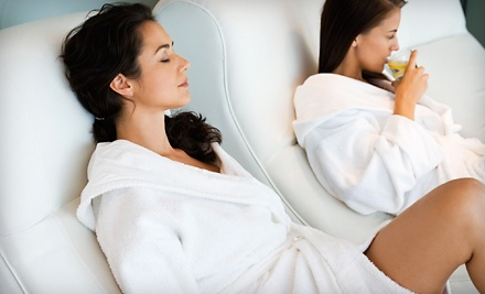 Spa Day for Two (up to a $330 total value) - Jade Salon and Spa in Smyrna