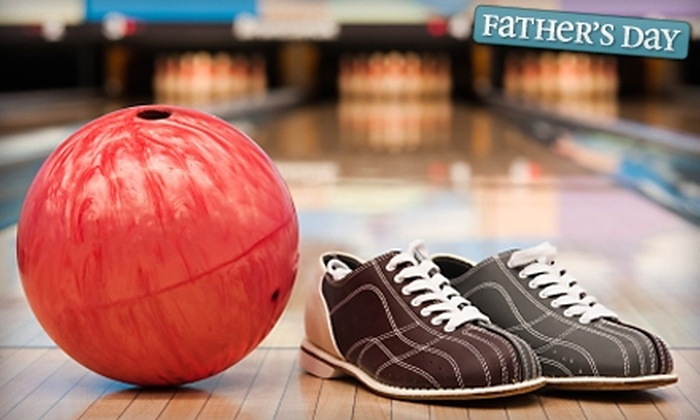 Northern Kentucky Bowling Assocation - Multiple Locations: $7 for Two Bowling Games for Two from Northern Kentucky Bowling Association (Up to $15 Value)