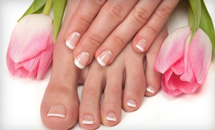 Shellac Manicure ($30 Value)  - Cheshire Nails in Grand Rapids