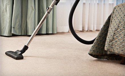 Carpet-Cleaning Services in 3 Rooms and a Hallway (a $140 value) - St. Louis Carpet Cleaning in