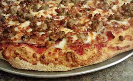 $20 Groupon - DC's Pizza & Subs in Elkhart