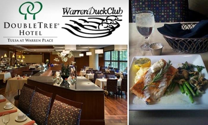 The Warren Duck Club - Warren Center: $25 for $50 Worth of Fine Dining at The Warren Duck Club