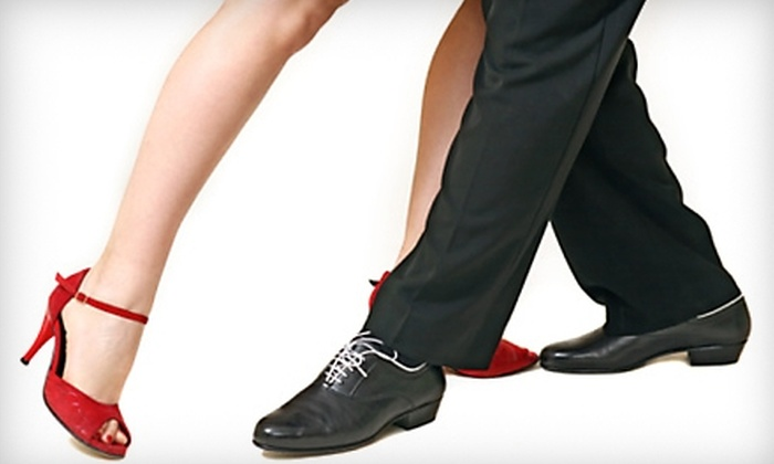 World of Dance - Old Colorado City: $60 for a Dance-Lesson Series at World of Dance ($125 Value)