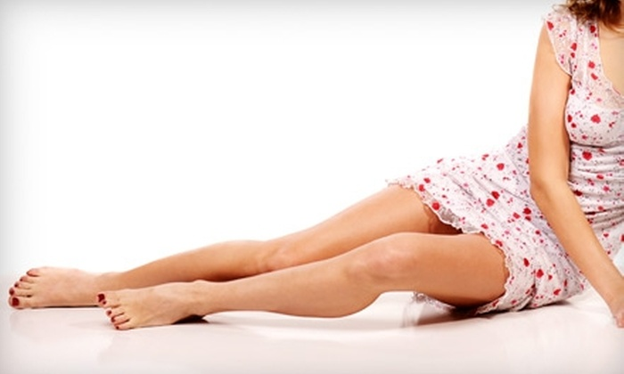 ENT & Audiology Associates - Northwest Raleigh: $119 for Three Laser Hair-Removal Treatments at ENT & Audiology Associates (Up to $525 Value)
