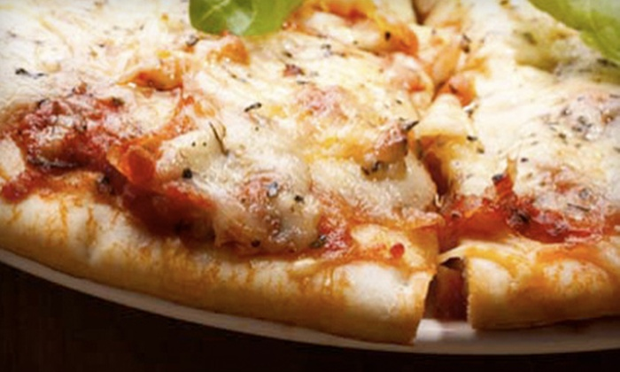 Estero Pizza & Pasta - Fort Myers: $15 for $30 Worth of Pizza, Pasta, Subs, and Burgers at Estero Pizza & Pasta