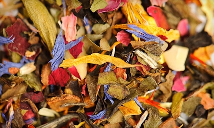 The Naked Leaf - Sunnyside: $10 for $20 Worth of Tea and More at The Naked Leaf