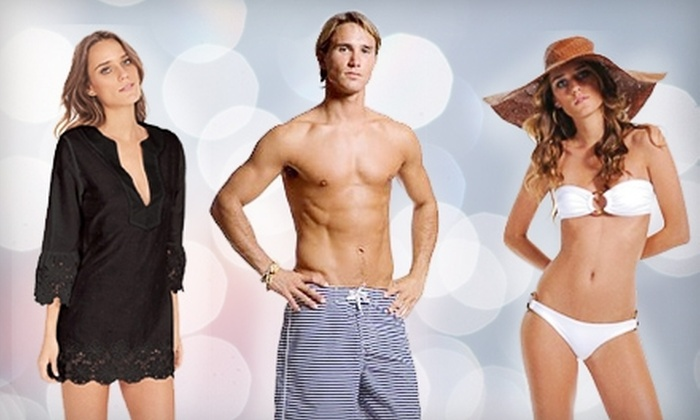 Swim 'n Surf - Fairfield: $25 for $50 Worth of Swimwear and More at Swim 'n Surf in Fairfield