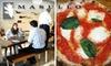 Masullo Pizza - Southwestern Sacramento: $9 for $18 Worth of Neapolitan Pizza at Masullo Pizza