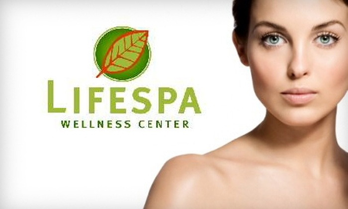 Lifespa Wellness Center - Howard: $30 for a One-Hour Facial Plus 10% Off Products (Up to $70 Value) from Lifespa Wellness Center