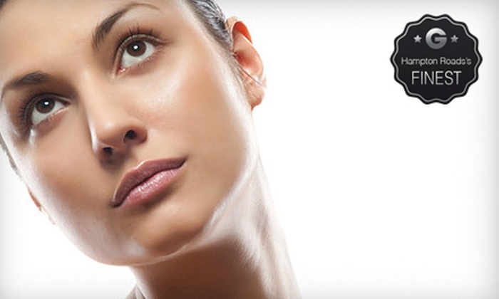 Cosmetic Surgery Center - Virginia Beach: One or Two Arctic Laser Peel Treatments at Cosmetic Surgery Center (Up to 75% Off)