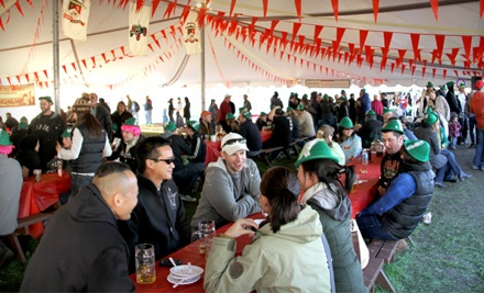 Beau's Oktoberfest on Fri., Sept. 30 at 12PM (a $36 value): General Admission for Two - Beau's Oktoberfest in Vankleek Hill