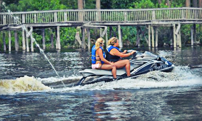 Water Toyz of Clermont - Clermont: $69 for a Two-Hour Jet-Ski Rental for Two from Water Toyz of Clermont ($150 Value)