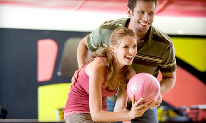 Pro Bowl - Northwestside: Bowling Outing for Two or Four at Pro Bowl (Up to 66% Off)