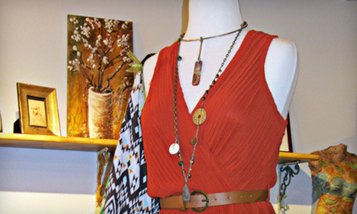 Luscious Soul - The Groves: $20 for $40 Worth of Boutique Apparel and Accessories at Luscious Soul