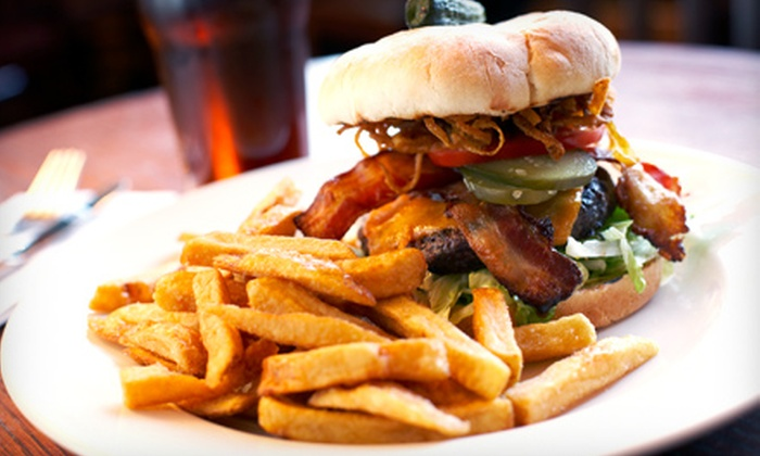 Blondies Sports Bar & Grill - Las Vegas: $24 for a Burger Meal for Two at Blondies Sports Bar & Grill (Up to $49.97 Value)
