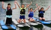 SUP Shack - Twin Lakes: Two-Hour Standup Paddleboard-Rental or Beginner Lesson at SUP Shack