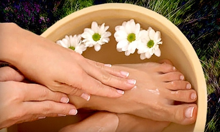 Artistex Salon & Spa - Westport: $45 for Manicure and Pedicure at Artistex Salon & Spa in Westport ($80 Value)