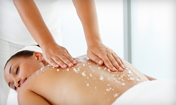 Chakras Healing Day Spa & Salon - Cresthaven: $99 for a Spa Day with a Body Scrub, Massage, and Facial at Chakras Healing and Day Spa ($220 Value)