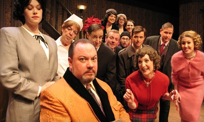 Circle Theatre - Oak Park: $24 for Two Tickets to Any Play or Musical at Circle Theatre in Oak Park (Up to $52 Value)