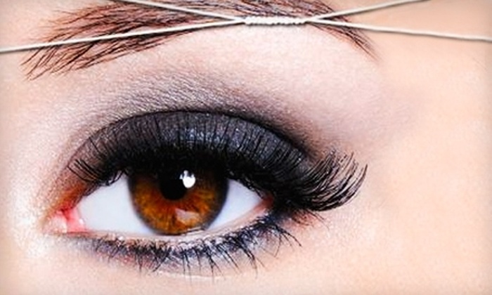 Wow Brows! - Multiple Locations: $6 for Eyebrow Threading ($12 Value) at Wow Brows!