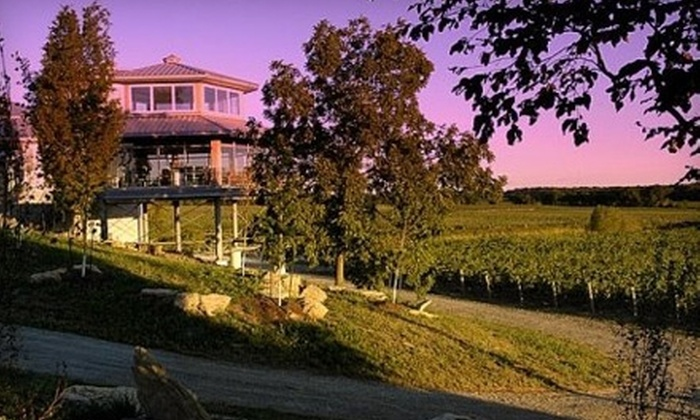 Flat Rock Cellars - Jordan: $25 for Wine Tour and Tasting for Two at Flat Rock Cellars in Jordan ($50 Value)