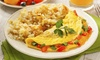 The Pancake House Restaurant - Bostonia: $9.99 for $18 Worth of Breakfast and Diner Food at The Pancake House Restaurant