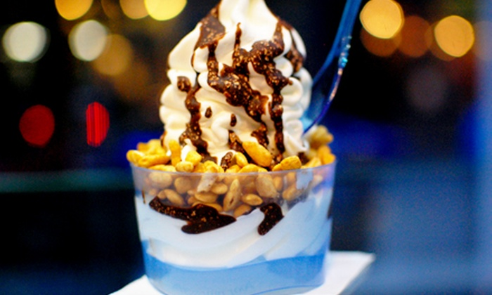 Yogorino - Greenwich Village: Five Medio Frozen Yogurts or One or Three Groupons, Each Good for $20 Worth of Frozen Yogurt at Yogorino (Up to 51% Off)