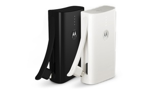 Motorola 3,000mAh Universal Charger Power Pack (1- or 2-Pack): Motorola 3,000mAh Universal Charger Power Pack (1- or 2-Pack) from $7.99 to $14.99