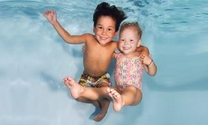 Deep Blue Scuba & Swim Center: $35 for Four Parent & Me Classes or $60 Towards Swim Lessons at Deep Blue Scuba & Swim Center ($60 Value)