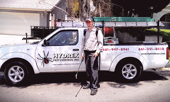 Hydrex Pest Control & Termite Co. - Los Angeles: Pest Control from Hydrex Pest Control & Termite Co. (Up to 65% Off). Two Options Available.