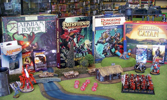 Evolution Gaming - Southeast Eugene: $10 for $20 Worth Games and Hobby Supplies at Evolution Gaming