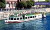 Spree & Havelschiffahrt Reederei Grimm & Lindecke - Berlin: Schifffahrt auf der Spree für Zwei oder Vier mit Spree- & Havelschifffahrt Reederei Grimm & Lindecke (50% sparen*)