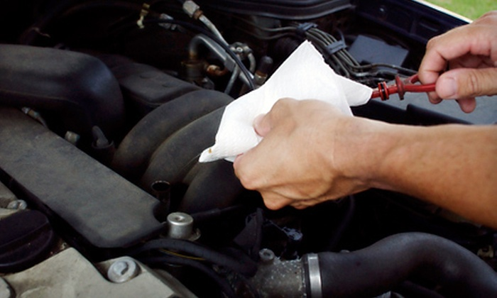 Top Tech Auto Repair - Bridgeport: One or Three Oil Changes with Optional Maintenance-Upgrade Pack at Top Tech Auto Repair (Up to 62% Off)