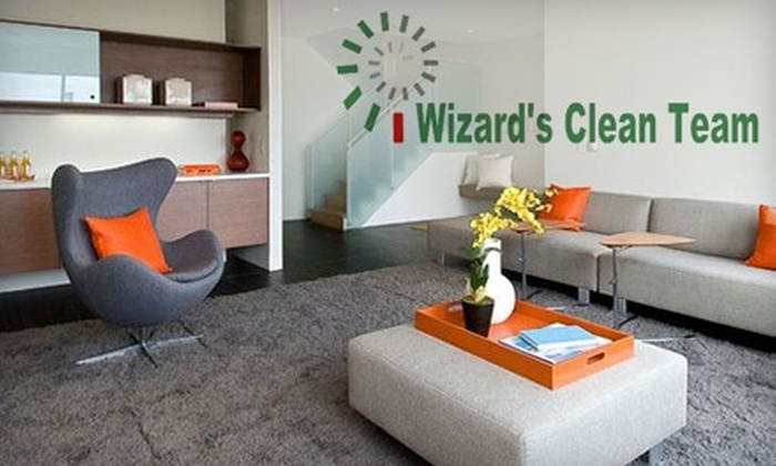 Wizard's Clean Team - Buena Vista Park and Dolores Park: $35 for One Hour of Residential Cleaning Services from Wizard's Clean Team ($70 Value)