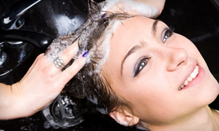 Beyond Beauty - Colonial Hills: $25 for $60 Worth of Salon Services at Beyond Beauty