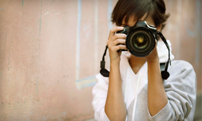In One Instant Gallery of Photography - Downtown Historic District: $25 for $55 Toward a Photography Class at In One Instant Gallery of Photography