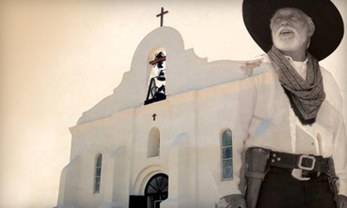 Mission Trail Experience - Pueblo Viejo: Historical Tours from Mission Trail Experience