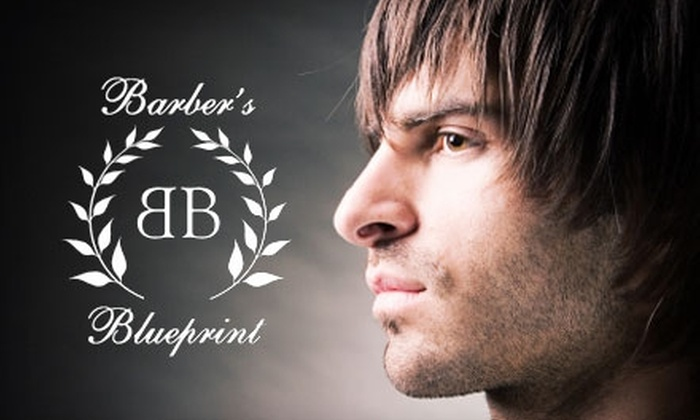 Barber's Blueprint - NoLita: $32 for Signature Shave and Haircut at Barber's Blueprint ($65 Value)