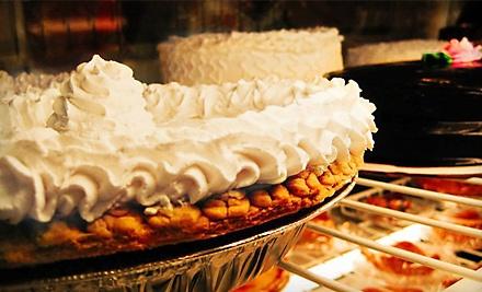 $10 Groupon to Adonna's Bakery & Cafe - Adonna's Bakery & Cafe in Pensacola