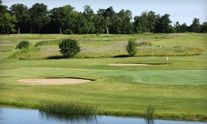 Lake Forest Golf Club - Lawton: One Round of Golf for Two (Up to $90 Value)