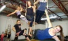 Half Off Trapeze Class in Clearwater