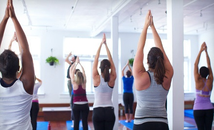 5 Yoga or Fitness Classes (a $110 value) - Circuit Of Change in Manhattan