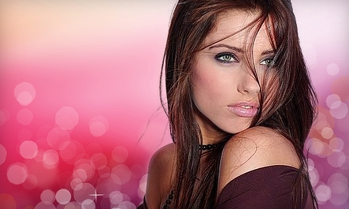 My Salon - St. Charles: $150 for a Brazilian Keratin Smoothing Treatment at My Salon in St. Charles ($300 Value)