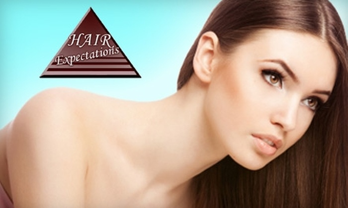 Hair Expectations Salon and Spa - Munster Hamlet - Richmond: $49 for a Keratin Complex Express Blowout at Hair Expectations Salon and Spa ($100 Value)