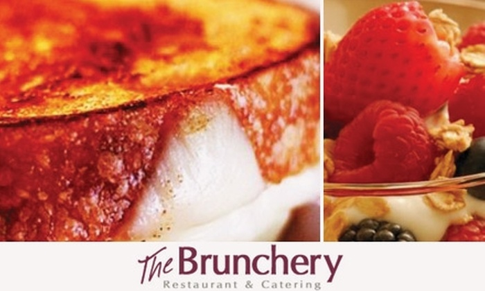 The Brunchery - Palma Ceia: $8 for $16 Worth of Brunch Fare at The Brunchery