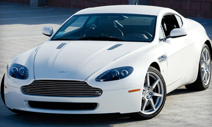 Presidential Detailing - Epic At Dulles South: Platinum Auto-Detailing Package for a Coupe, Sedan, or SUV at Presidential Detailing in Chantilly (Up to 58% Off)