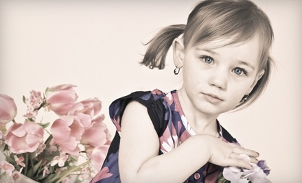Cooksey Photography: 30-minute Studio Photo Session, a 5